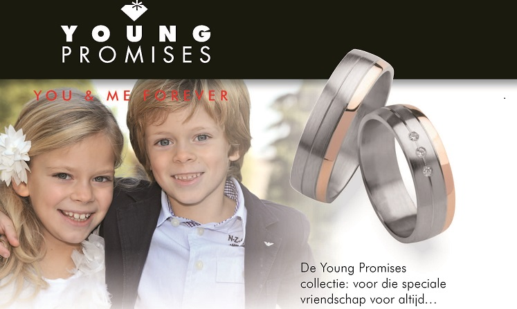 Young Promises ringen
