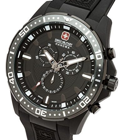 Swiss Military herenhorloge squad chrono